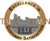 2012 Talk of the Town Award for Customer Satisfaction