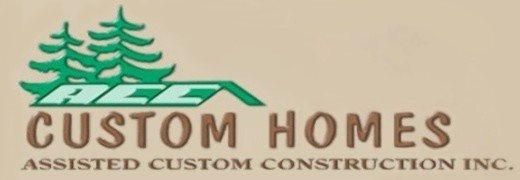 Assisted Custom Construction Logo