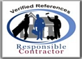 Responsible Contractor with verified refernces