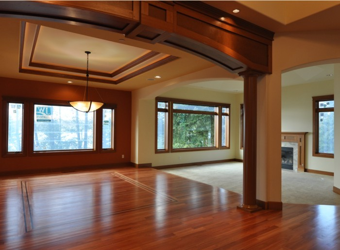 Acc custom homes interiors seattle tacoma puyallup builder assisted construction - Custom home interior designing ...